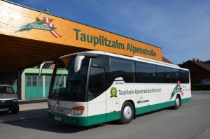 Setra S 415 GT - © Tauplitzalm Alpenstraße